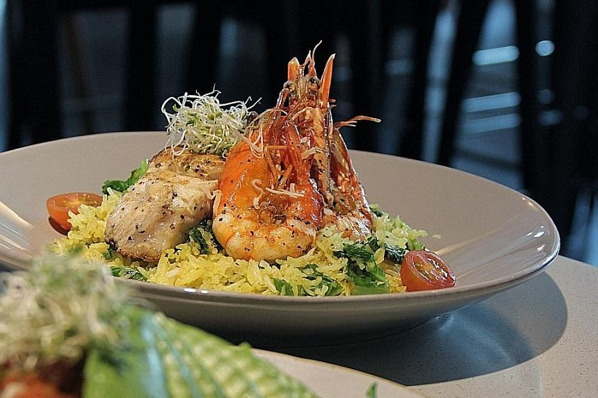 Lobster Noodles ($39.80).