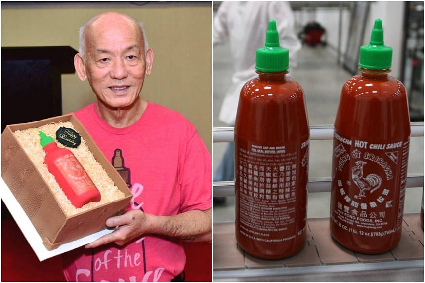 Huy Fong Sriracha Hot Chilli Sauce was created by Vietnamese refugee David Tran, who arrived in Los Angeles in 1979.