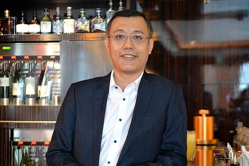 Mr Derick Tan is founder and chief executive of Timing And You, which studies how cycles correspond with profit, by examining the ways different forces impact the performance of various investment asset classes.