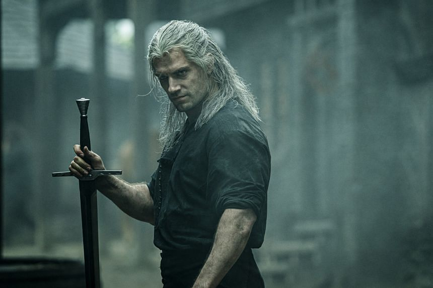 Coming in second is The Witcher, a just-released fantasy series adapted from a series of books and starring Henry Cavill.