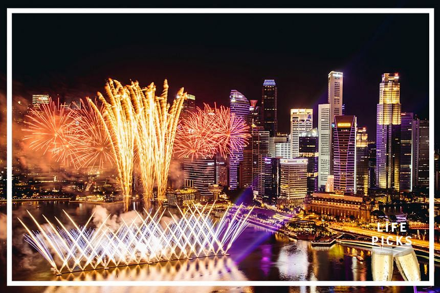 For the second time in Singapore, Star Island will be ushering in the new year at The Float @ Marina Bay as part of the Marina Bay Singapore Countdown 2020.
