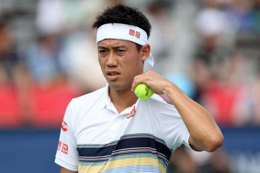 Japan's Kei Nishikori said he is still not 100 per cent ready or healthy to compete at the highest level.