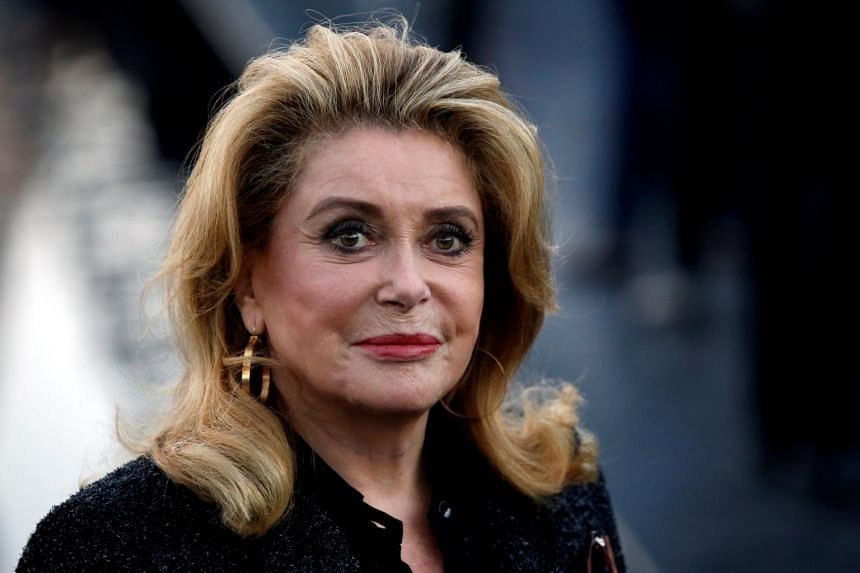 Catherine Deneuve has a quirk of memory - her powers of recall hinge on her being in the right place.