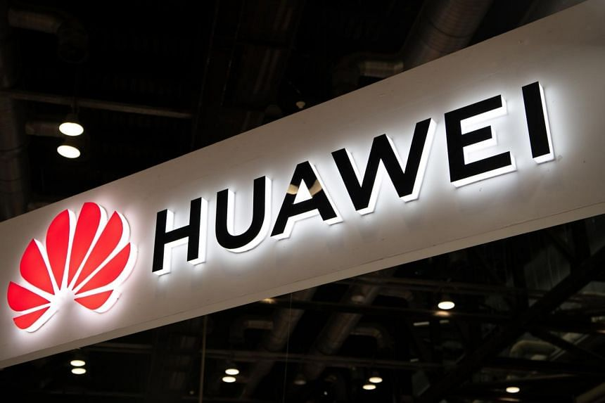 Huawei's estimate of 18 per cent revenue growth in 2019 is less than 2018.