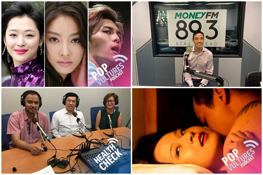 #PopVultures, Money Hacks and Health Check emerged as the top three consistent podcast series from The Straits Times and The Business Times in 2019.