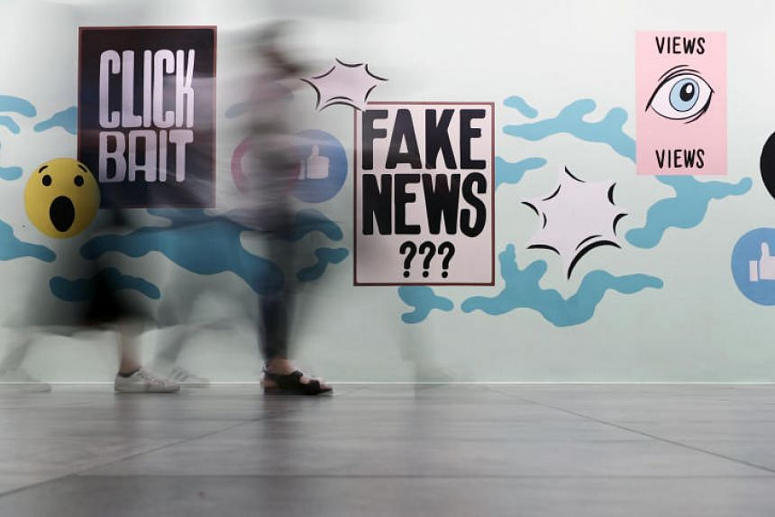 With online falsehoods and manipulation now a serious problem, societies everywhere look to the mainstream media, including global players like Bloomberg, to maintain high standards of integrity and objectivity, said Ms Ho Hwei Ling.