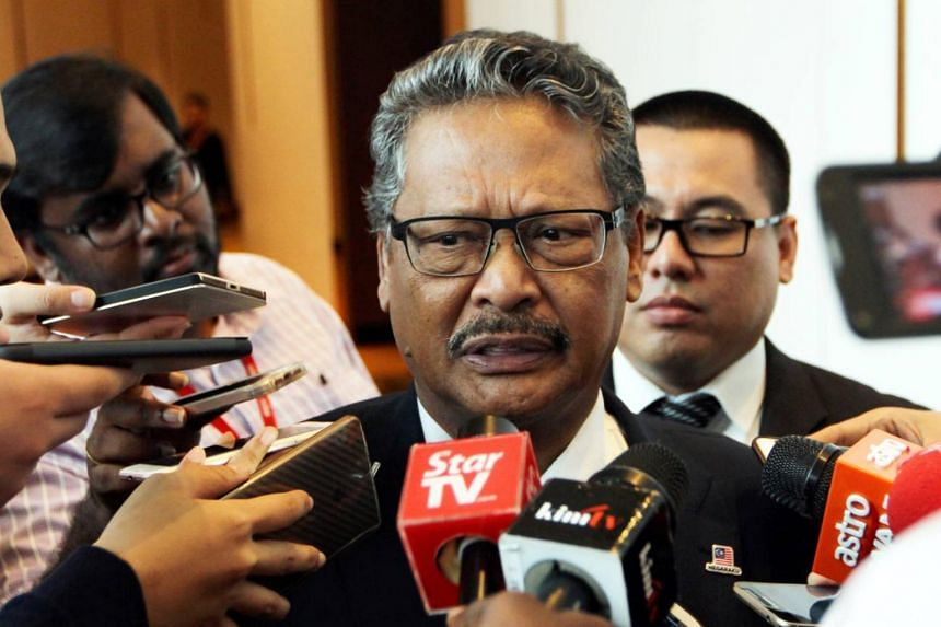 The disciplinary board's meeting was dropped without explanation, causing the board's chief Mohamed Apandi Ali to quit his post in anger.