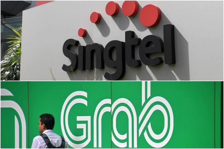 Grab will hold a 60 per cent stake in the consortium that they formed, while Singtel will hold the remaining 40 per cent.