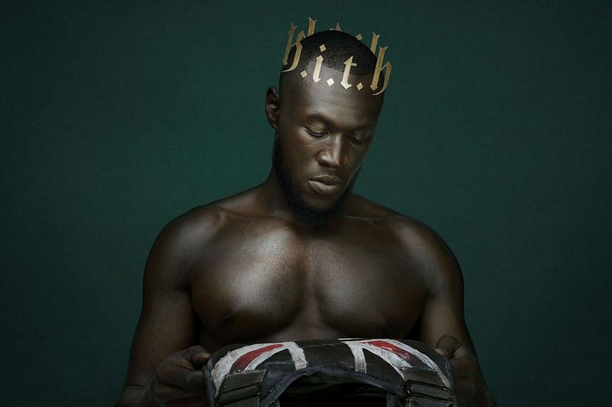 The CD cover of Heavy Is The Head by Stormzy.