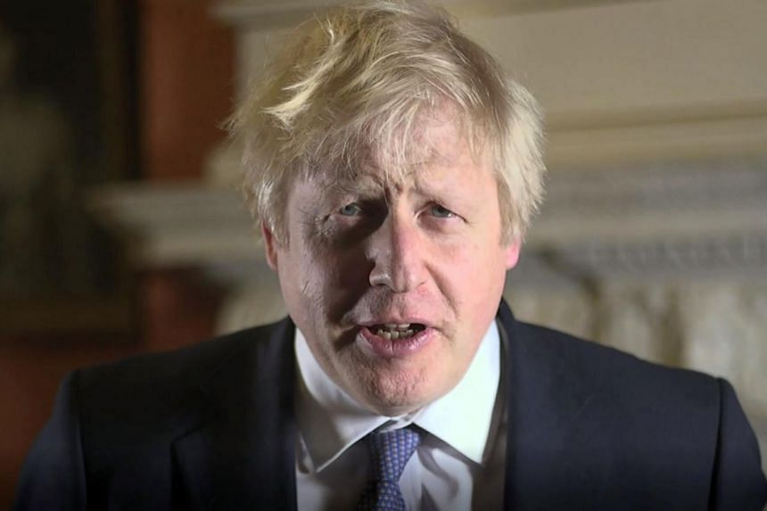 In his New Year message,  British Prime Minister Boris Johnson promised to complete the UK's divorce from the European Union by the end of January.