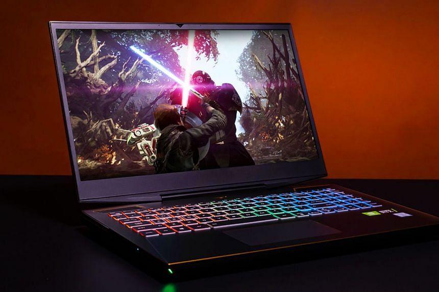 Aftershock Terra 15, Gaming Laptop