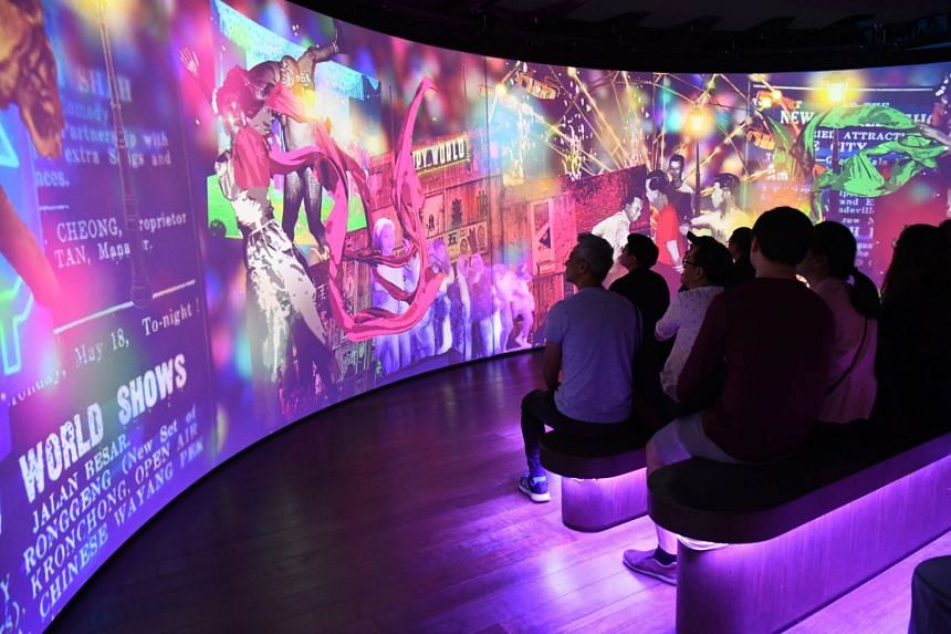 Over 760,000 people visited The Bicentennial Experience, which opened its doors in May last year.