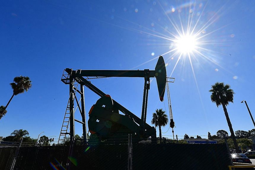 Forecasters do not expect oil prices to move sharply in either direction this year. Brent crude is expected to hover around US$63 a barrel, a Reuters poll showed on Tuesday, down modestly from current levels, as Opec production cuts offset weaker dem
