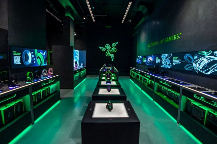 Razer said that its fintech arm will build Razer Youth Bank if it receives approval from the Monetary Authority of Singapore.