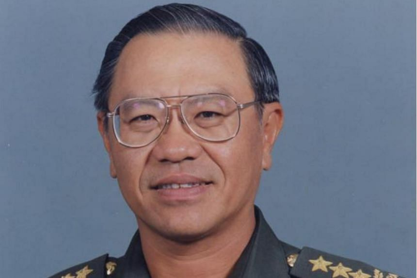 Retired Lieutenant-General Ng Jui Ping was the first batch of officers who answered an advertisement in 1966 to become one of Singapore's pioneer career soldiers.