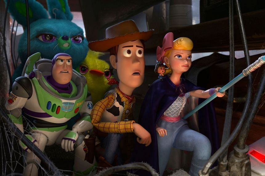 Toy Story 4 was one of Disney's top films last year.