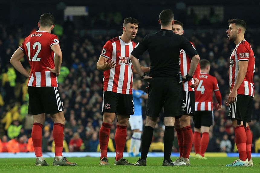 Sheffield United are top of the VAR (video assistant referee) table for decisions against them (seven), the latest coming last Sunday when Lys Mousset's effort against Manchester City was ruled out for offside at the Etihad. The Blades eventually los
