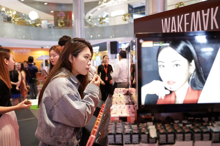 The Guardian x Olive Young K-Beauty Playhouse. In November, Guardian announced a partnership with South Korean health and beauty retailer Olive Young.