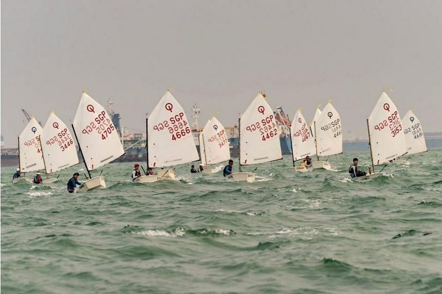 As a regional sailing powerhouse, the Republic had won at least four titles at each edition of the SEA Games from 2007 till 2017.