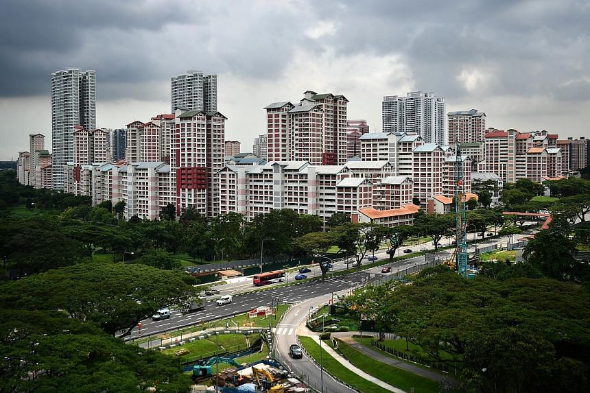 Based on flash estimates, there was no change in resale flat prices for the whole of last year, according to the Housing Board. This means that prices were stable compared with the full-year price drop of 0.9 per cent in 2018 over 2017. The final fig
