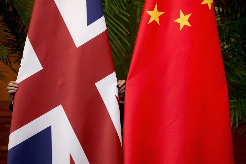China temporarily suspended cross-border listings between the Shanghai and London stock exchanges in response to the UK's stance on pro-democracy protests in Hong Kong, according to Bloomberg News.