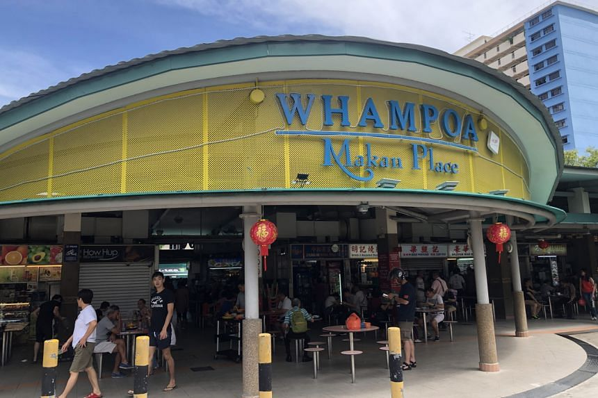 Whampoa Makan Place at Block 90 Whampoa Drive is a food haven.