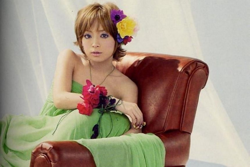 Ayumi Hamasaki did not say who the father is, though there is talk that she is in a relationship with a dancer who is 21 years younger than her.