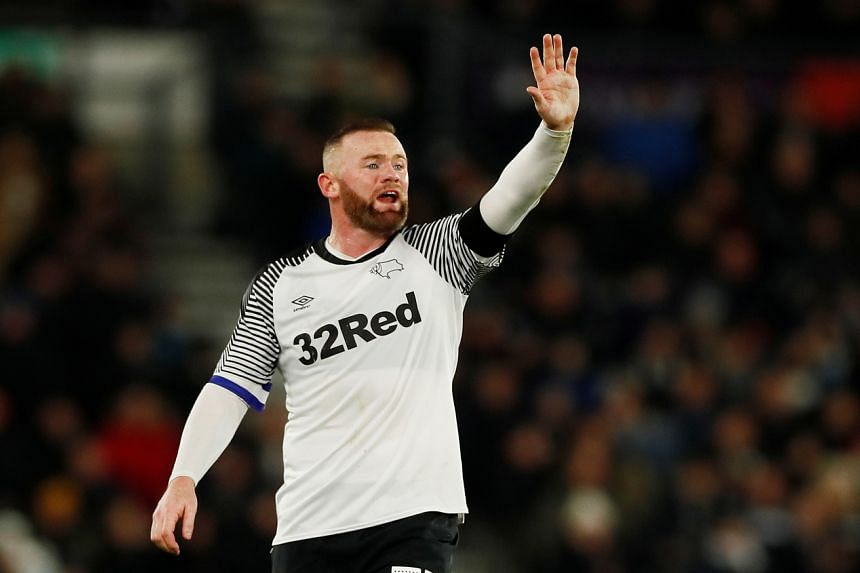 Wayne Rooney signed an initial 18-month deal at Derby County where he will also work as a coach as he chases his dream of being a manager.