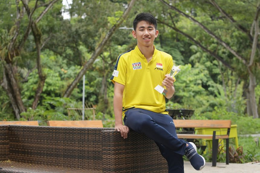 Koen Pang now aims to qualify for this year's Tokyo Olympics.