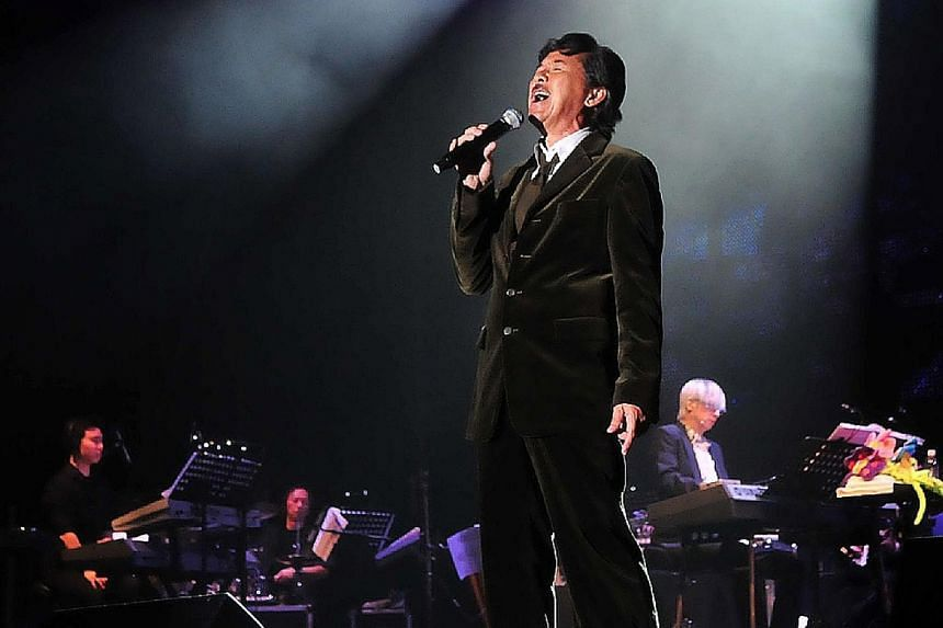 Hong Kong singer-songwriter George Lam will hold a concert at the Resorts World Ballroom at Resorts World Sentosa on March 28.