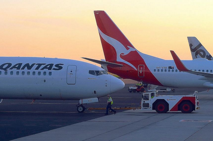 Qantas Airways topped a list of safest airlines in the world published by AirlineRatings, followed by Air New Zealand and Taiwan's Eva Airways. AirlineRatings said it takes into account factors including audits by governing and industry bodies, crash