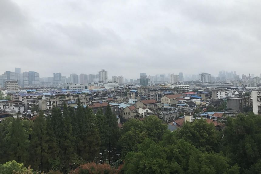 Wuhan, the capital city of central Hubei province, sits on the confluence of the Han and Yangtze River.