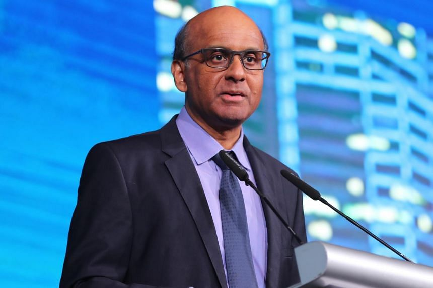 Senior Minister Tharman Shanmugaratnam will be accompanied by officials from the Ministry of Foreign Affairs and the Prime Minister's Office during the working visit.