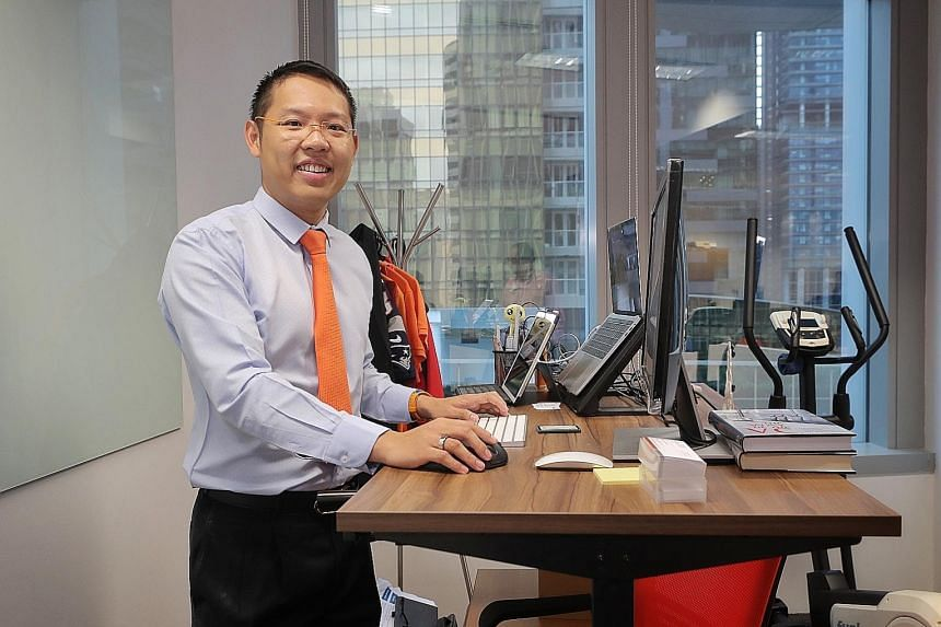 Mr Tan Yinglan, who came from such humble origins that he used to carry his books to school in a rice bag, is the founder of Insignia Ventures Partners, which invests in early-stage start-ups in South-east Asia. The firm has raised $472 million in fu