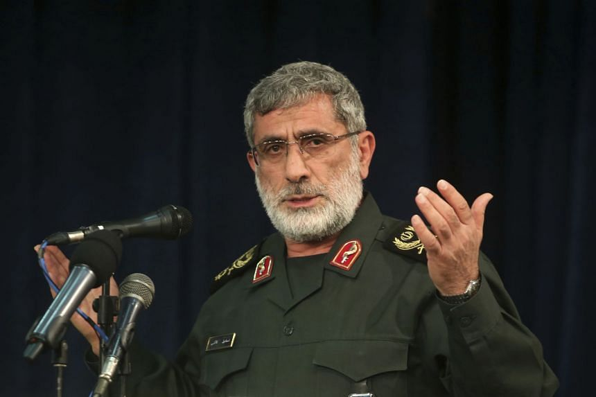 One of General Esmail Ghaani's first duties will likely be to oversee whatever revenge Iran intends to seek for the US air strike that killed his predecessor Maj-Gen Qassem Soleimani.
