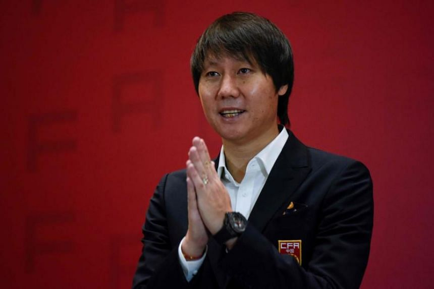 Li Tie was in the team that played in the 2002 World Cup, and his appointment as China's football coach is a popular one with fans.