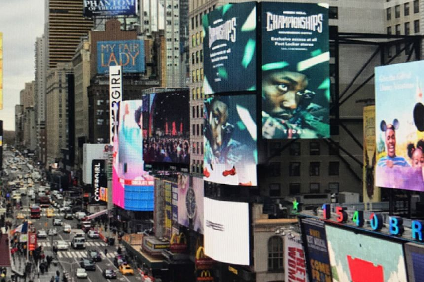 Irwan Awalludin designed the cover art and packaging for the self-titled album by Chicago duo Intellexual. He also worked on Meek Mill's 2018 album, Championships, which was displayed on billboards in New York's Times Square (above).