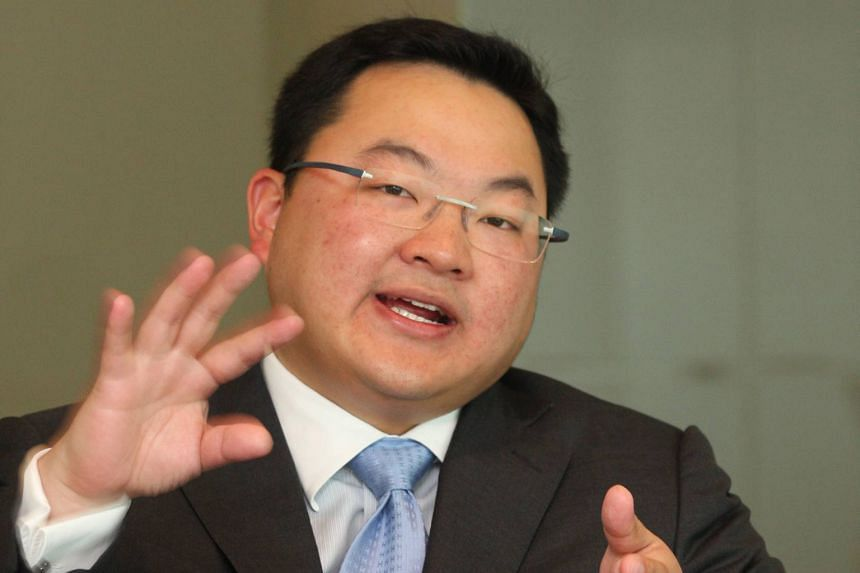 Fugitive Malaysian financier Low Taek Jho, also known as Jho Low, seen here in a file photo. He says he was offered asylum by a country in August last year, but would not disclose which one. PHOTO: THE STAR/ASIA NEWS NETWORK