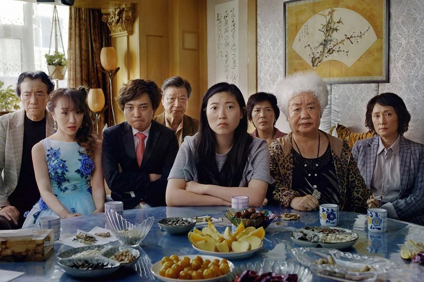 Netflix's gangster epic The Irishman is a front-runner for the Globe's top film prize, best drama, while this could also be a breakthrough year for Asian film-making with Asian-American actress Awkwafina seen as a favourite for best actress in family trag