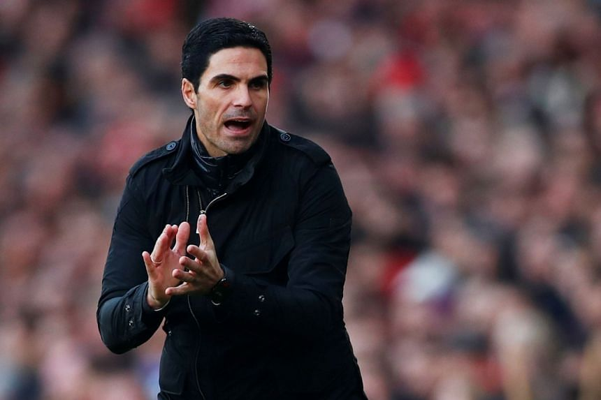 Arsenal manager Mikel Arteta's focus is on finishing as high up the league table as possible and resurrecting the Gunners' top-four hopes.