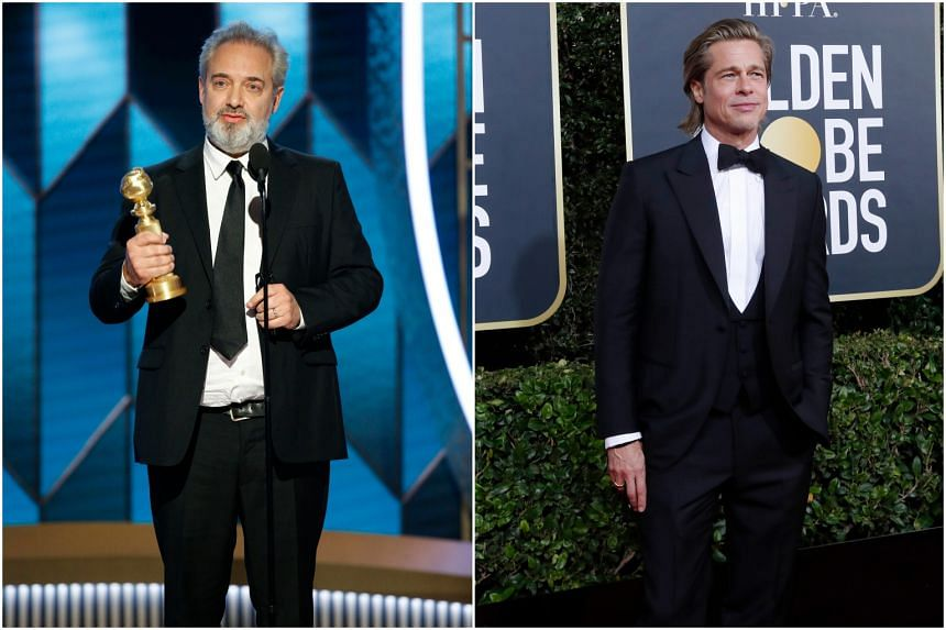 Sam Mendes won Best Director while Brad Pitt was named Best Supporting Actor in a Movie.