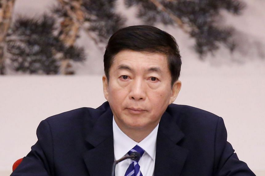 Mr Luo Huining, the new head of China's liaison office in Hong Kong, is the most senior mainland official based in the territory.