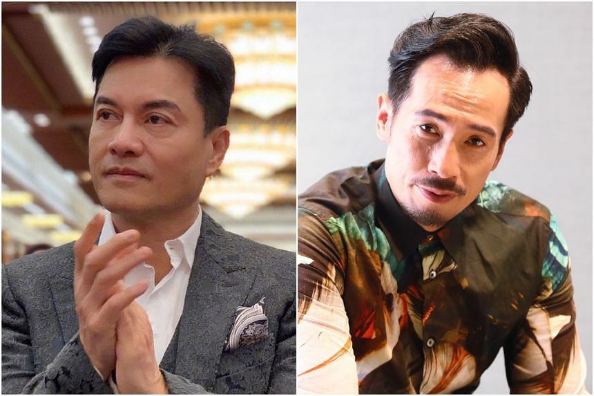 Ray Laui said his wife would be the first to object if he is invited for filming in Wuhan while Moses Chan said he would not return to the city in the short term, but would fly to other Chinese cities for work.