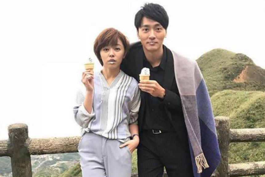 Mars Ma apologised in early October for having an affair with actress Hitomi Wang.