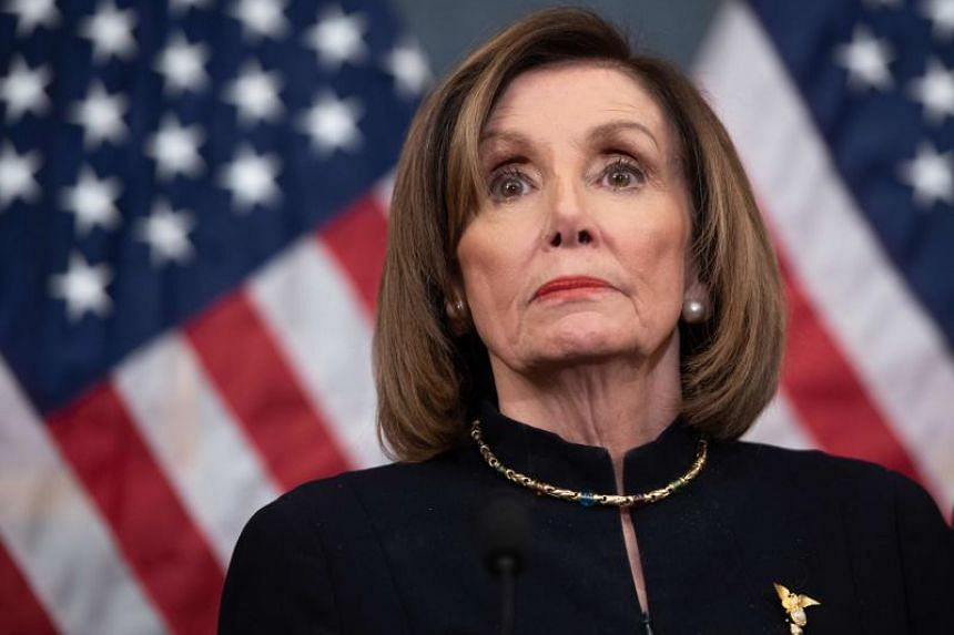 US House of Representatives Speaker Nancy Pelosi said the Democratic-led chamber would introduce and vote this week on a War Powers Resolution that would force President Donald Trump to stop military action against Iran within 30 days.