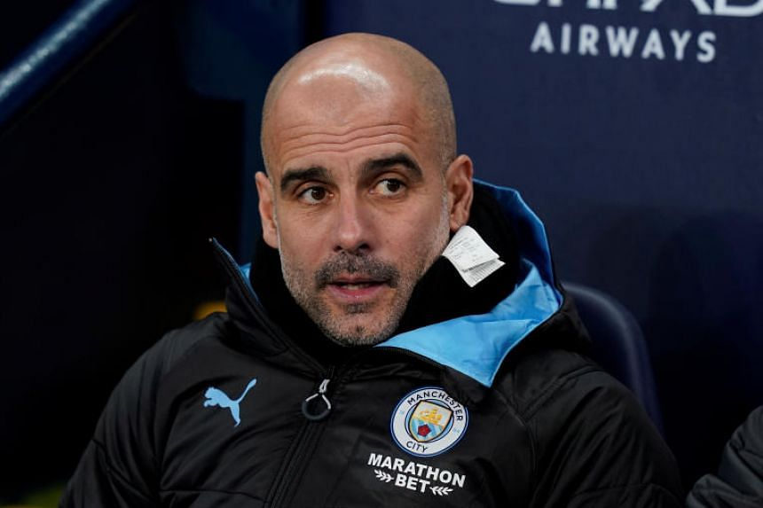 Manchester City boss Pep Guardiola did not feel his team did a lot wrong despite losing 2-1 in last month's Premier League derby.