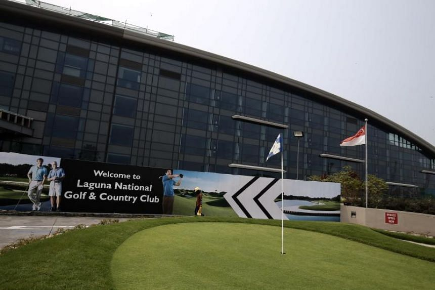 The Singapore Ladies Invitational will make its debut at the Laguna National Golf and Country Club.