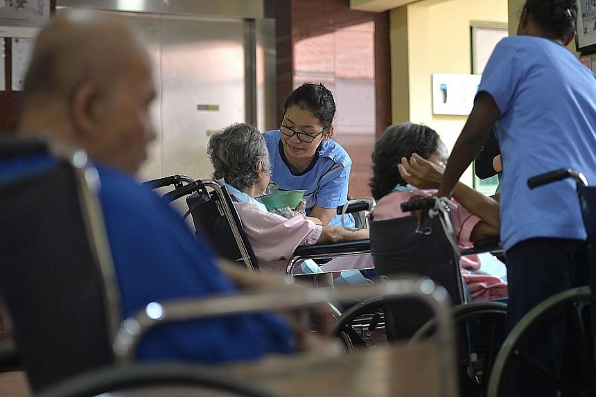 As care moves beyond the hospital to the community, the change will allow for traditional healthcare settings to integrate other services, said Senior Minister of State for Health Edwin Tong. For instance, nursing homes will now be able to provide de