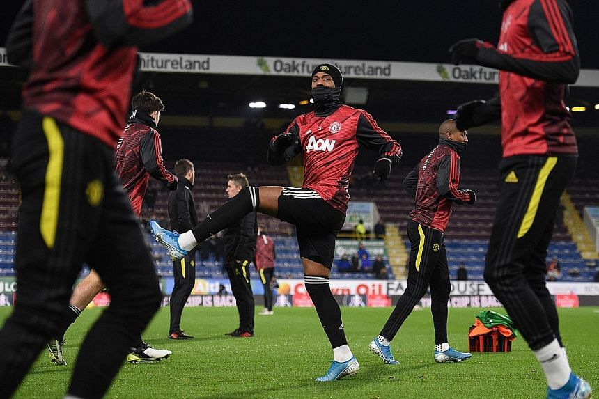 Anthony Martial has scored 10 goals in all competitions for Manchester United this season, second behind Marcus Rashford's 16, including the winner against Manchester City last month in the Premier League. But he is fighting to get fit for the League