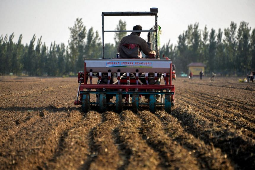 US President Donald Trump had said that China agreed to double pre-trade war purchases of US agricultural products over the next two years.